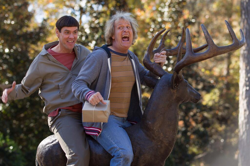 DUMB AND DUMBER TO-Official FIRST LOOK PHOTO PROMO-22JANEIRO2014