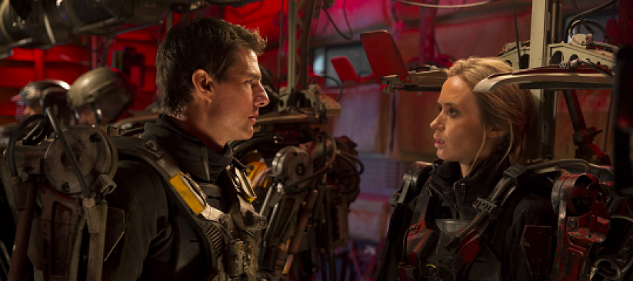 Assista ao TRAILER legendado de NO LIMITE DO AMANHÃ, sci-fi com Tom Cruise e Emily Blunt