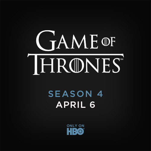 Game of Thrones-Season 4-Official Poster Banner PROMO-13JANEIRO2014