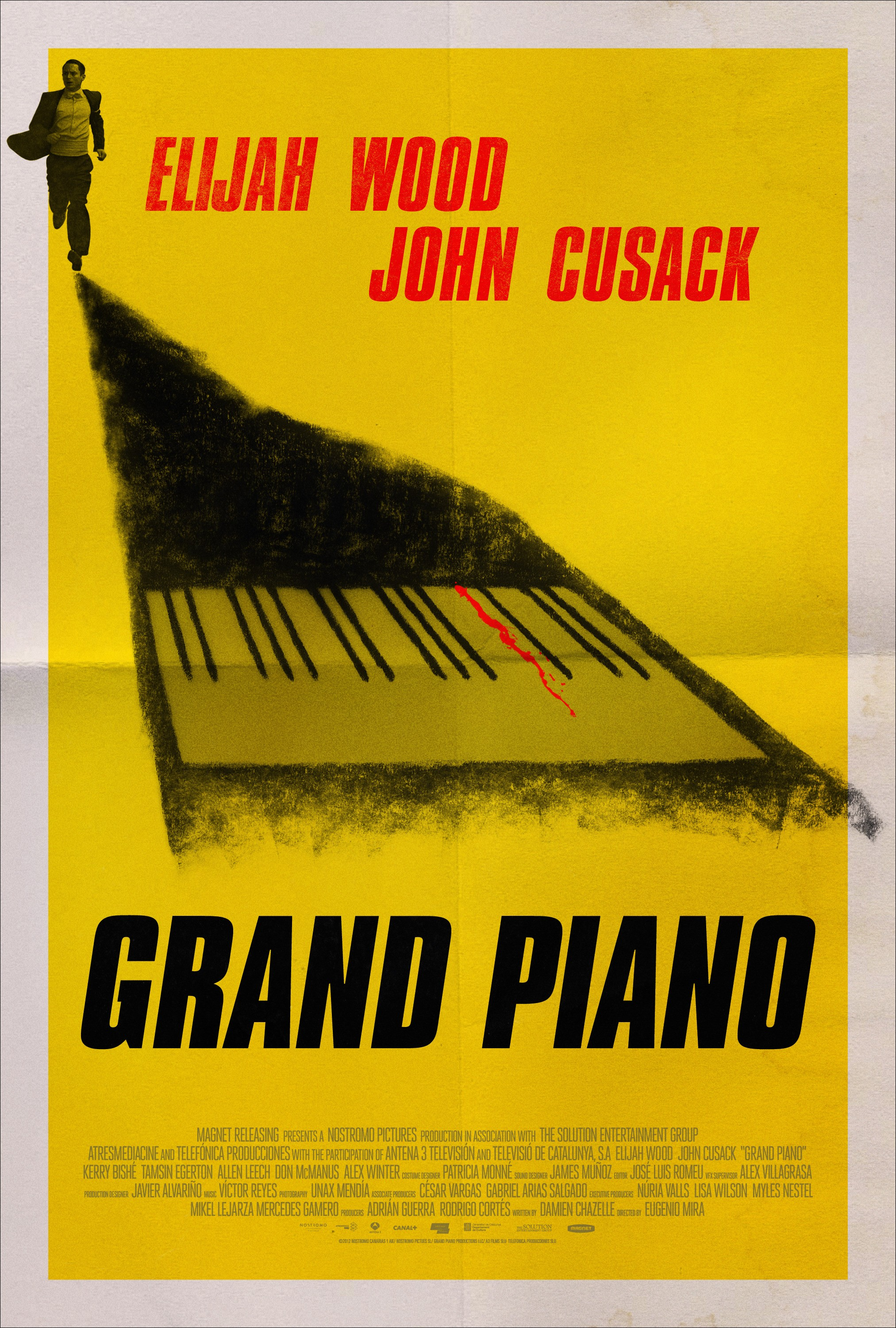 Grand Piano-Official Poster Banner PROMO POSTER-31JANEIRO2014