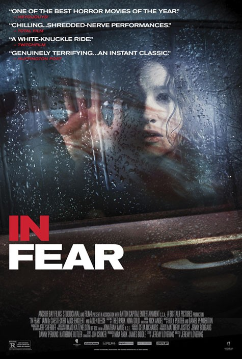 In Fear-Official Poster Banner PROMO POSTER-27JANEIRO2014