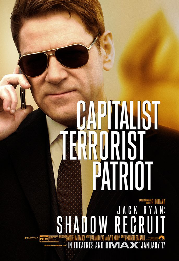 Jack Ryan Shadow Recruit-Official Poster Banner PROMO POSTER CHAR-05JANEIRO2013-03