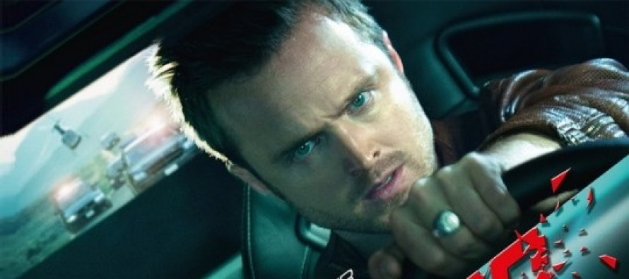 NEED FOR SPEED, com Aaron Paul, ganha PÔSTER e novo VÍDEO PROMOCIONAL (featurette)