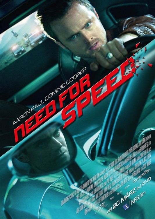 Need for Speed-Official Poster Banner PROMO POSTER LOW-15JANEIRO2014