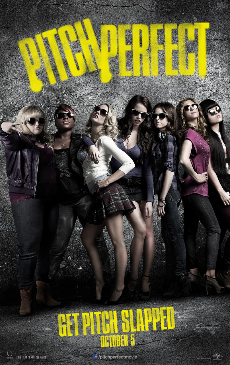 Pitch Perfect-Poster Official-14Junho2012