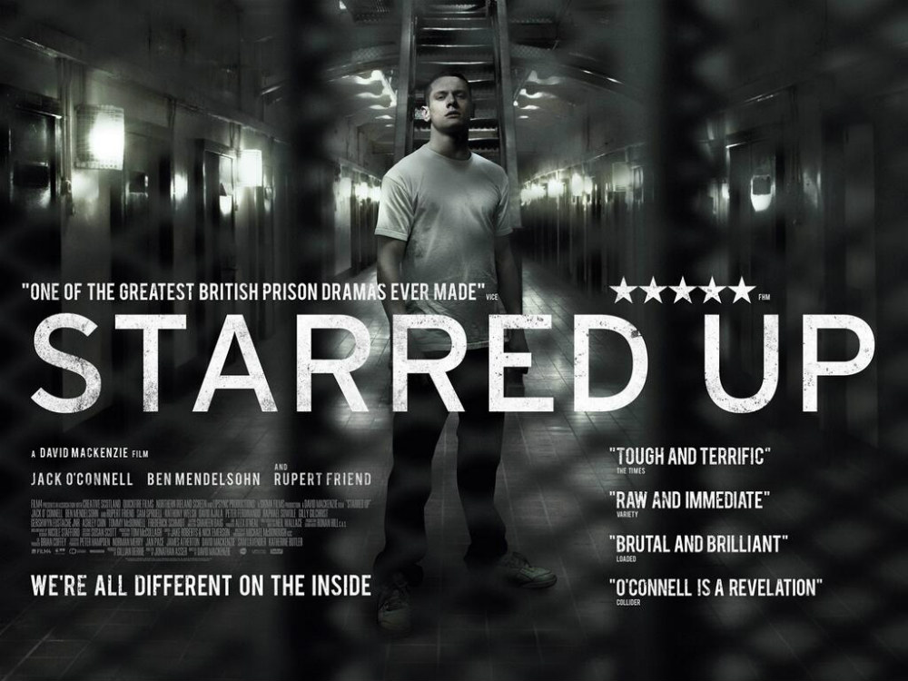STARRED UP-Official Poster Banner PROMO UK-27JANEIRO2014