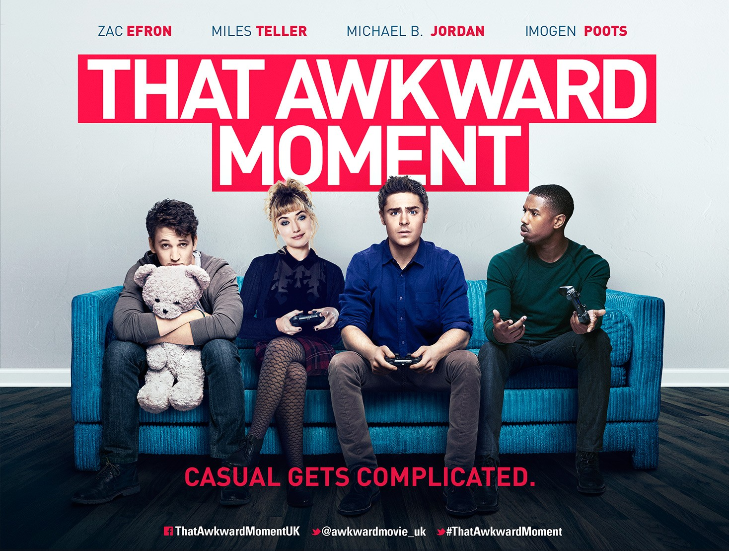 That Awkward Moment-Official Poster Banner PROMO BANNER-03JANEIRO2013