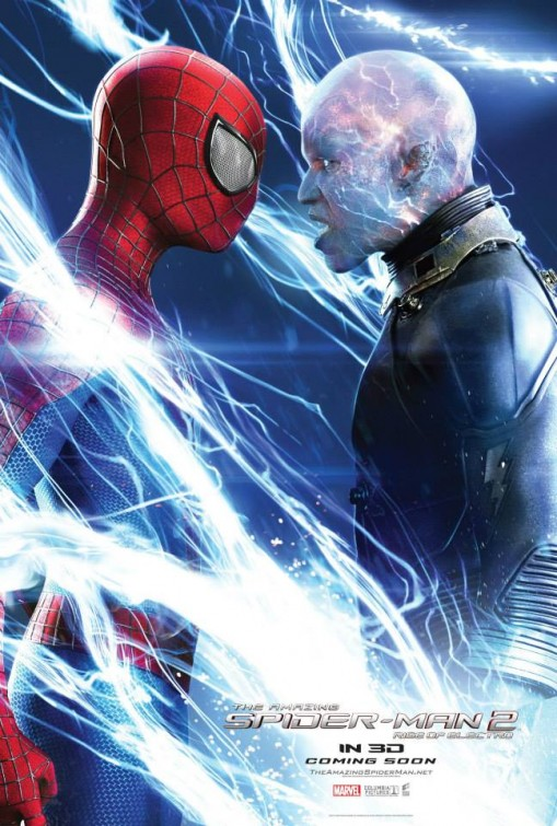 The Amazing Spider-Man 2-Official Poster Banner PROMO POSTER XXLG-20JANEIRO2014-03