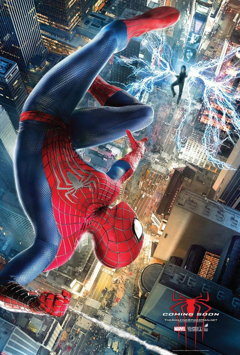 The Amazing Spider-Man 2-Official Poster Banner PROMO XLG-08JANEIRO2014-01