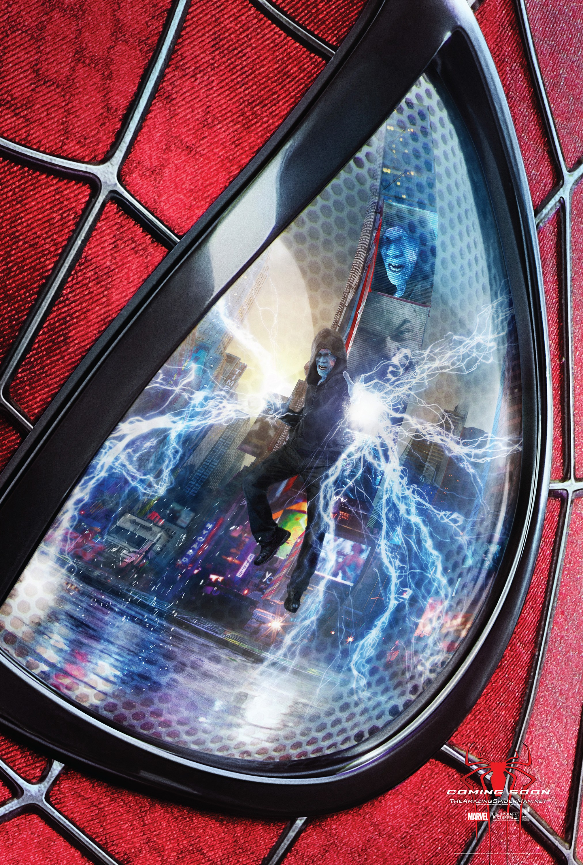 The Amazing Spider-Man 2-Official Poster Banner PROMO XLG-08JANEIRO2014-02