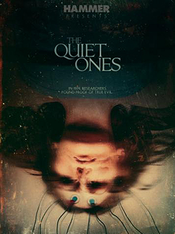 The Quiet Ones-Official Poster Banner PROMO POSTER-22JANEIRO2014