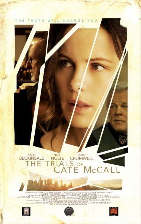 The Trials of Cate McCall-Official Poster Banner POSTER INTERNACIONAL-09JANEIRO2014-03
