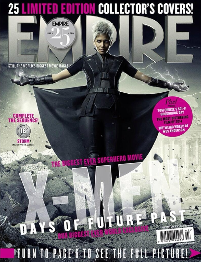 X-MEN DAYS OF FUTURE PAST-Official Poster Banner PROMO EMPIRE COVER-28JANEIRO2014-01