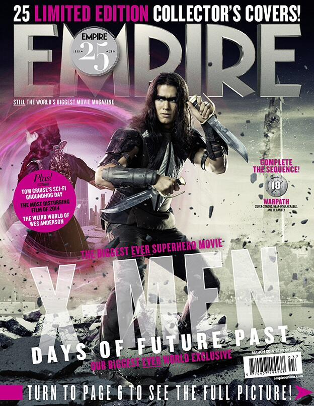 X-MEN DAYS OF FUTURE PAST-Official Poster Banner PROMO EMPIRE COVER-28JANEIRO2014-03