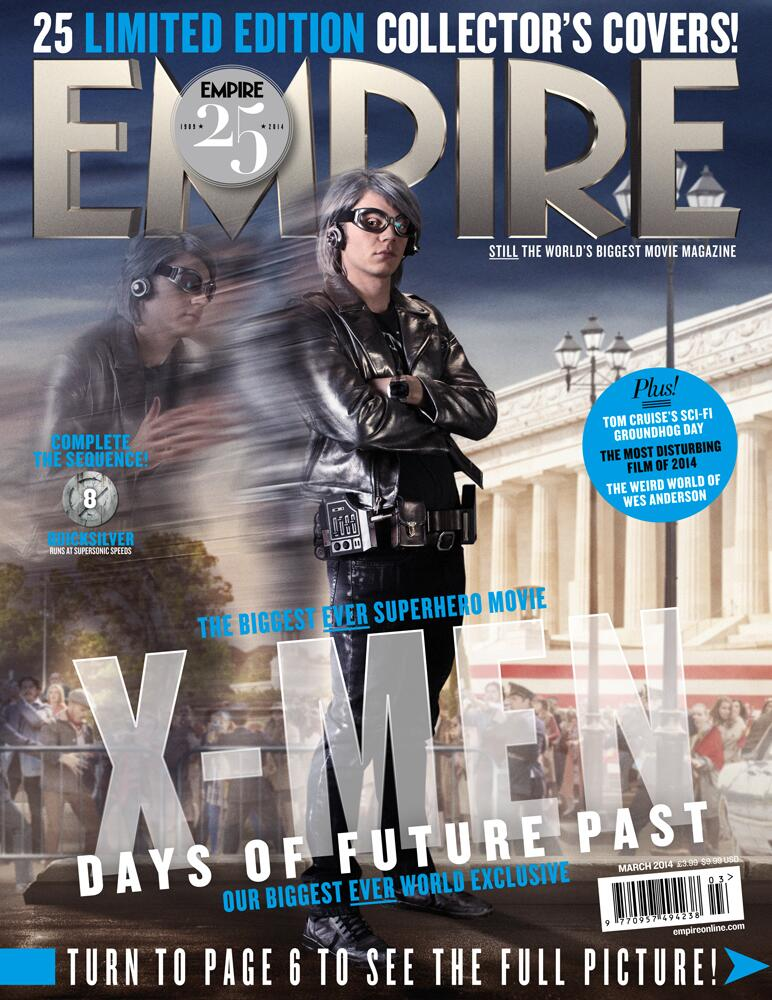 X-MEN DAYS OF FUTURE PAST-Official Poster Banner PROMO EMPIRE COVER-28JANEIRO2014-08