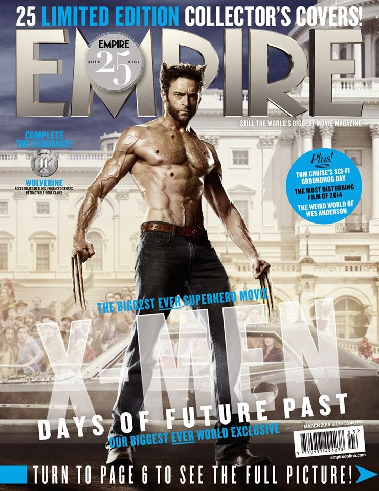X-MEN DAYS OF FUTURE PAST-Official Poster Banner PROMO EMPIRE COVER-28JANEIRO2014-12