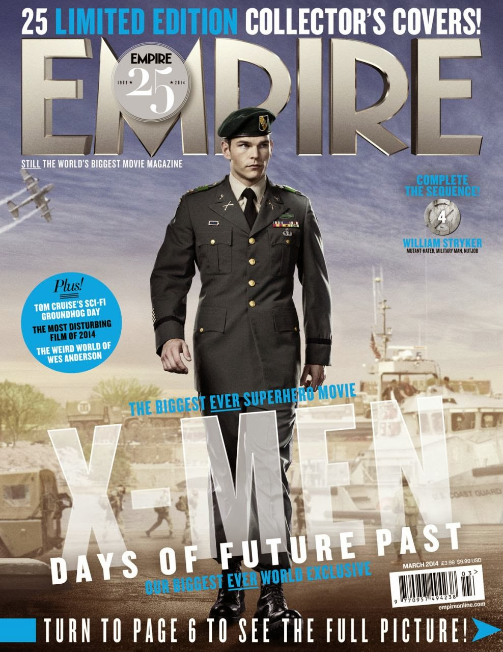 X-MEN DAYS OF FUTURE PAST-Official Poster Banner PROMO EMPIRE COVER-28JANEIRO2014-15