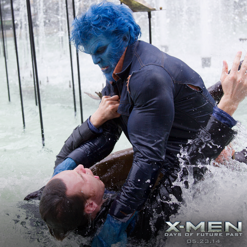 X-Men Days of Future Past-Official Poster Banner PROMO PHOTOS-13JANEIRO2014-04