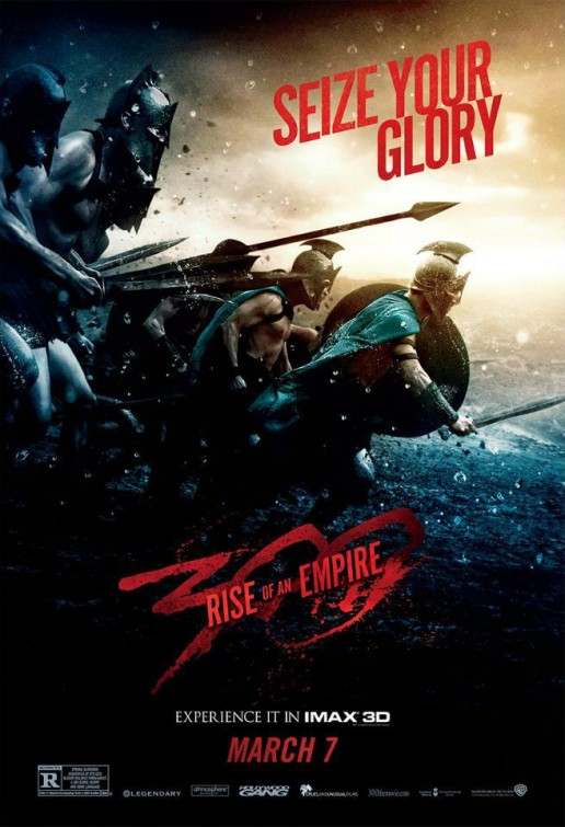 300 Rise of an Empire-Official Poster Banner PROMO INTERNATIONAL-24FEVEREIRO2014