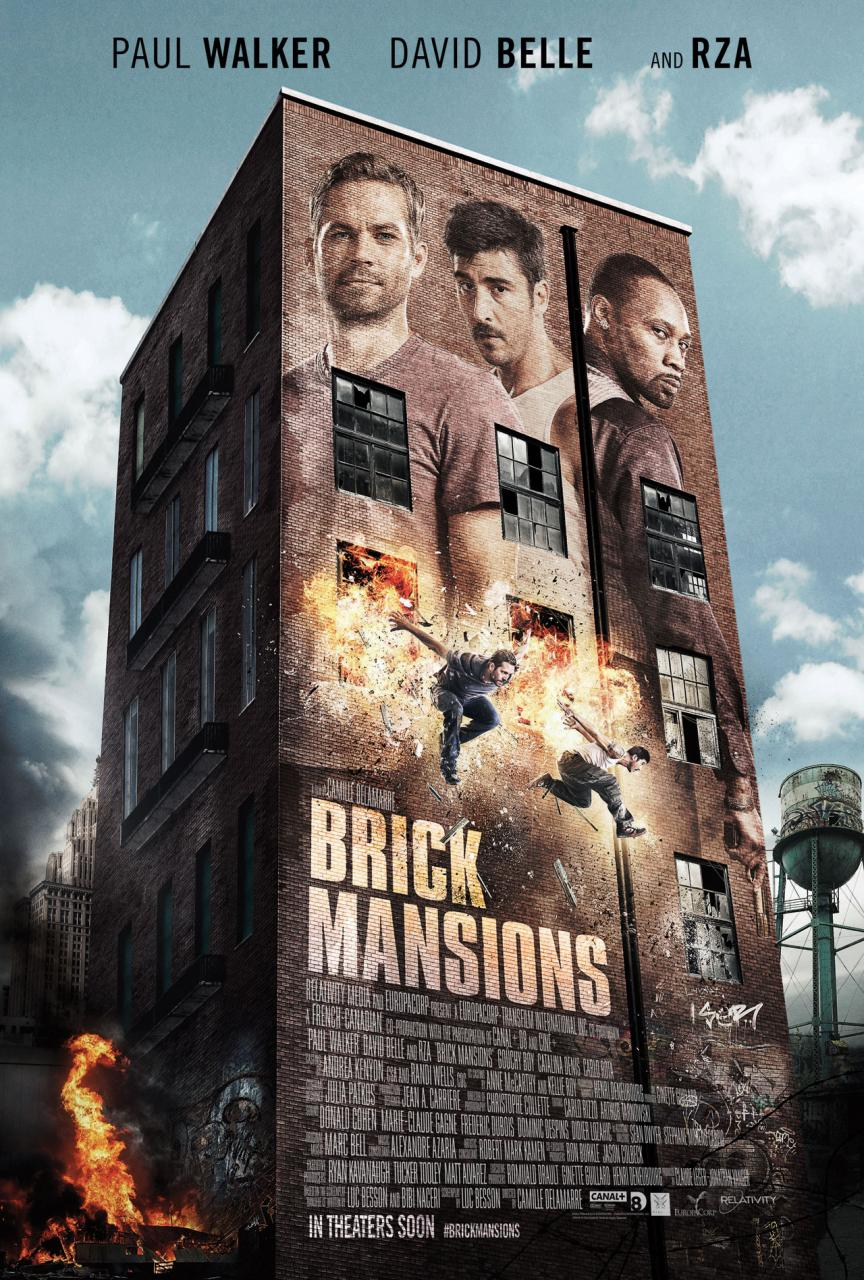 Brick Mansions-Official Poster Banner PROMO POSTER XLG-12FEVEREIRO2014