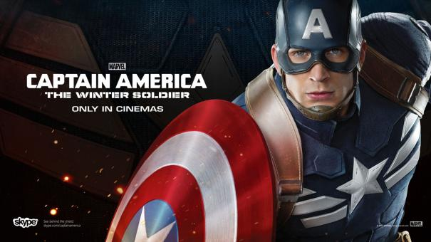 Captain America The Winter Soldier-Official Poster Banner PROMO-26FEVEREIRO2014-05