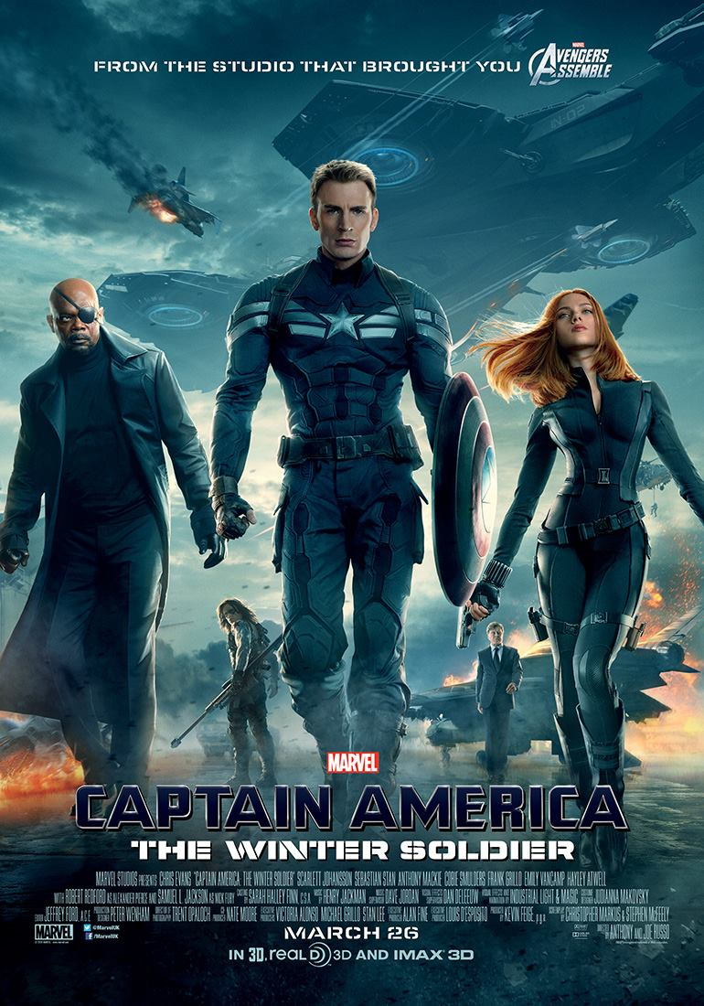 Captain America The Winter Soldier-Official Poster Banner PROMO XXLG-03FEVEREIRO2014-02