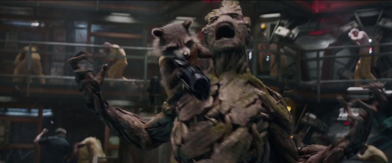 GUARDIANS OF THE GALAXY-Official Poster Banner PROMO TRAILER PHOTOS-20FEVEREIRO2014-10