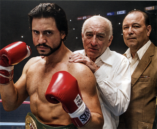 HANDS OF STONE-Official Poster Banner PROMO FIRST PHOTO-18FEVEREIRO2014