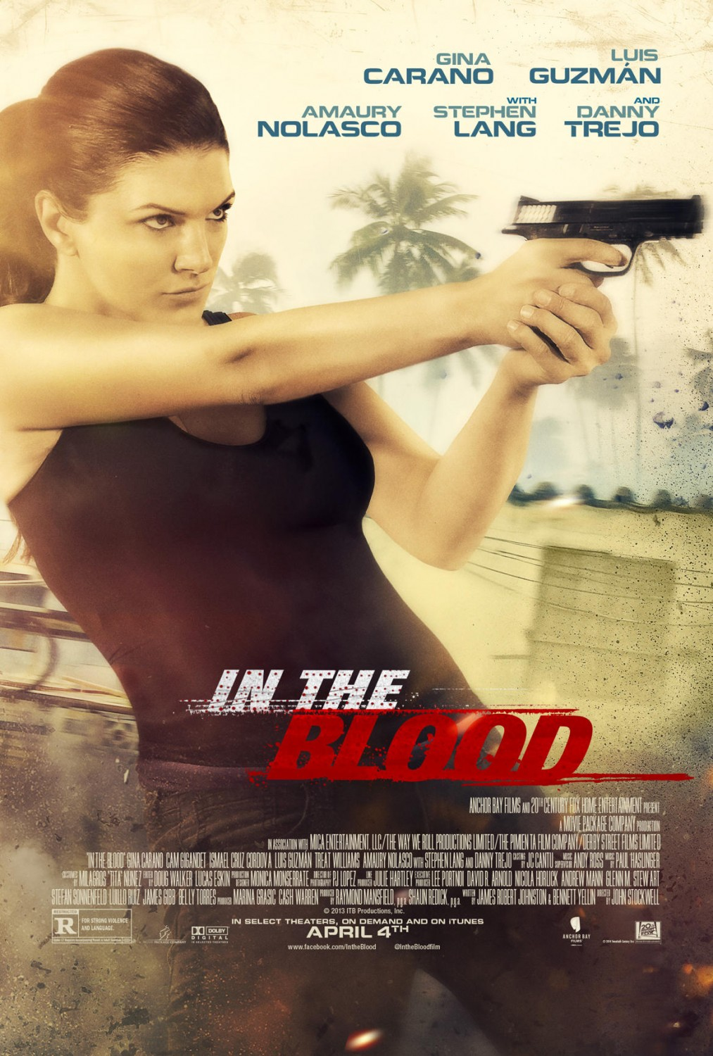 In the Blood-Official Poster Banner PROMO POSTER XLG-18FEVEREIRO2014