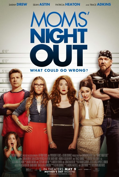 Moms' Night Out-Official Poster Banner PROMO POSTER-27FEVEREIRO2014