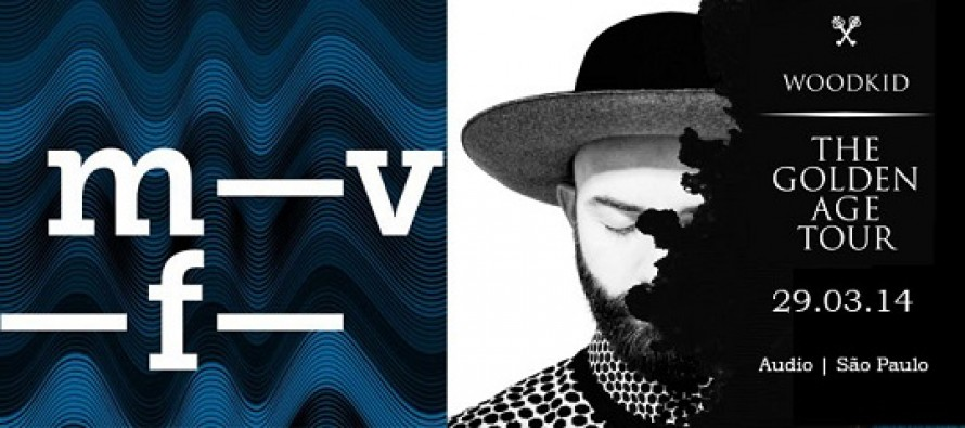 Music Video Festival e Absolut apresentam WOODKID – The Golden Age Tour