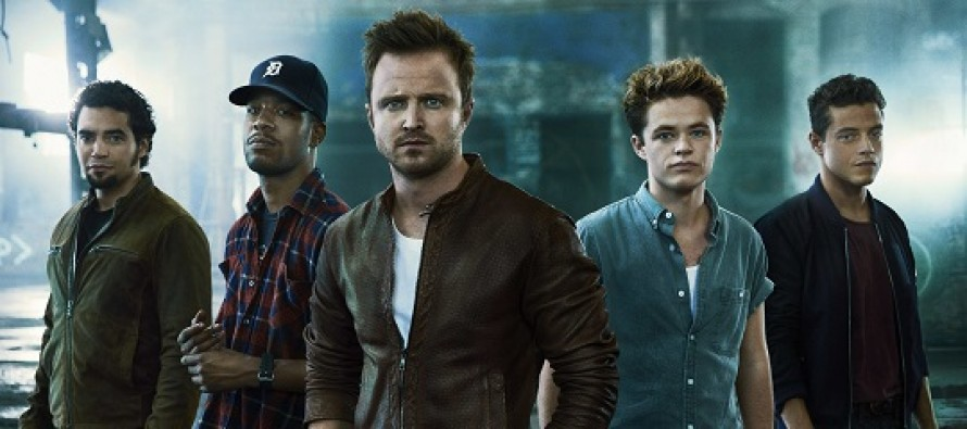 Cenas inéditas nos COMERCIAIS para TV de NEED FOR SPEED, estrelado por Aaron Paul