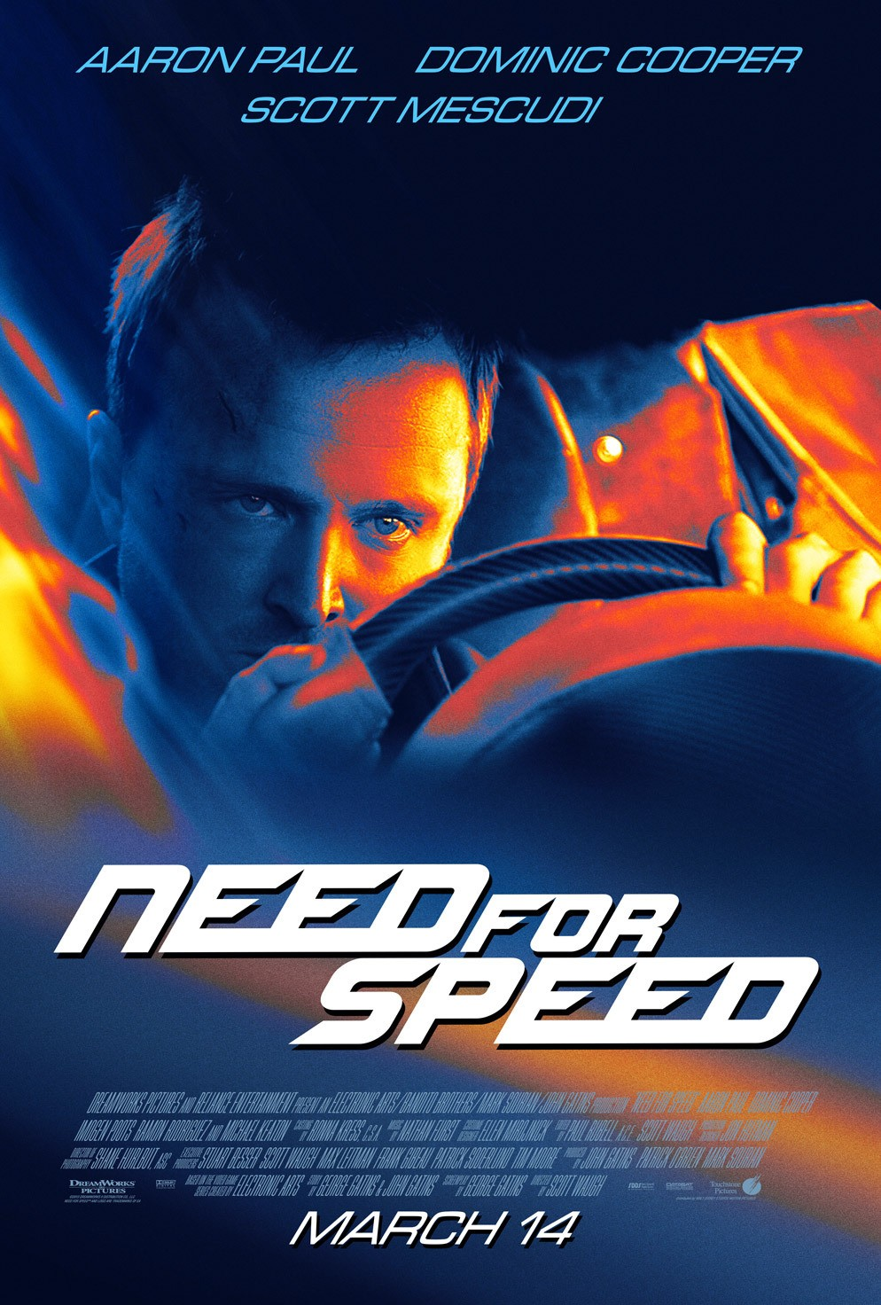 Need for Speed-Official Poster Banner PROMO POSTER XLRG-03FEVEREIRO2014