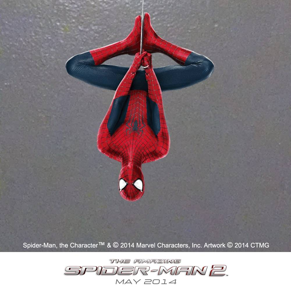 The Amazing Spider-Man 2-Official Poster Banner PROMO PHOTOS-10FEVEREIRO2014-01