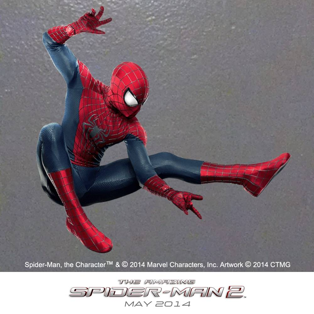 The Amazing Spider-Man 2-Official Poster Banner PROMO PHOTOS-10FEVEREIRO2014-02