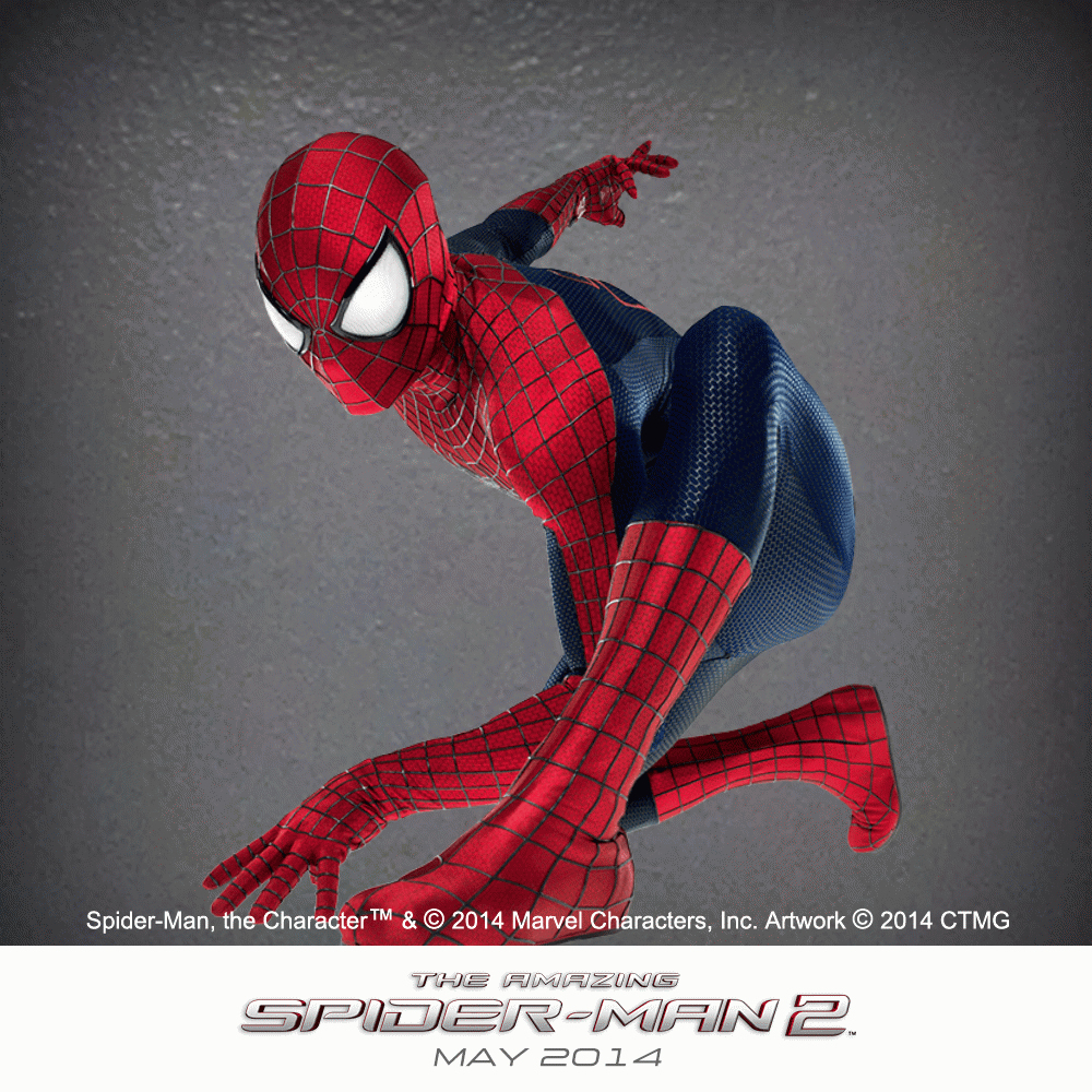 The Amazing Spider-Man 2-Official Poster Banner PROMO PHOTOS-10FEVEREIRO2014-03
