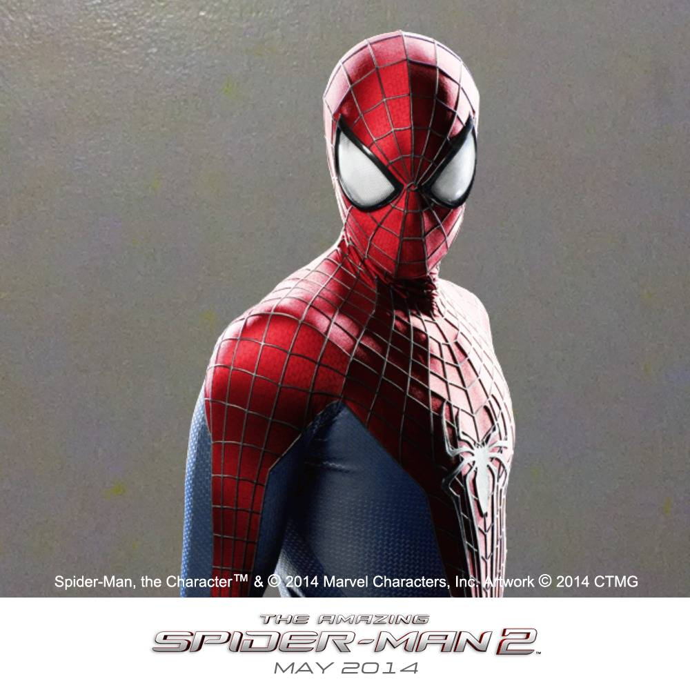 The Amazing Spider-Man 2-Official Poster Banner PROMO PHOTOS-10FEVEREIRO2014-04