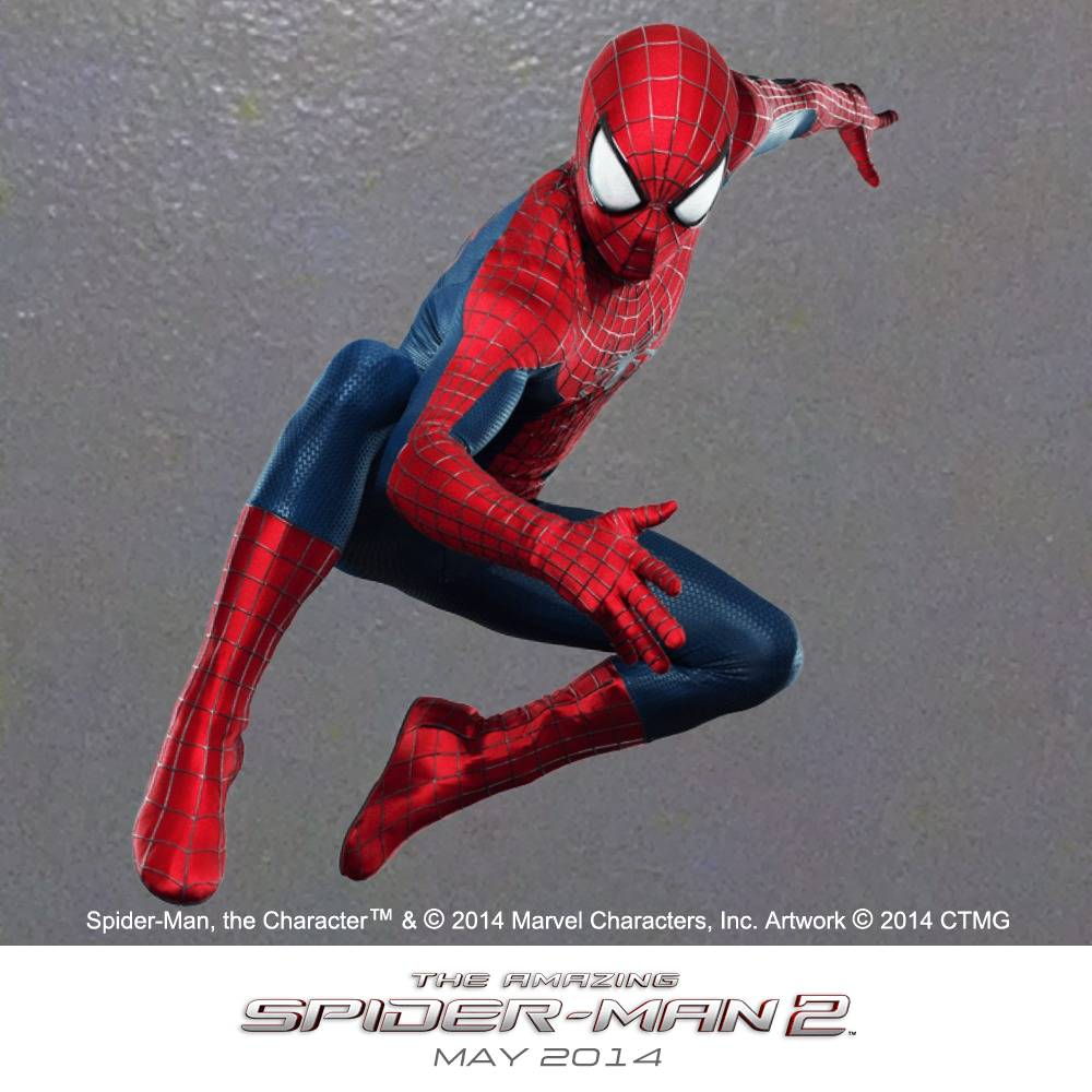 The Amazing Spider-Man 2-Official Poster Banner PROMO PHOTOS-10FEVEREIRO2014-05