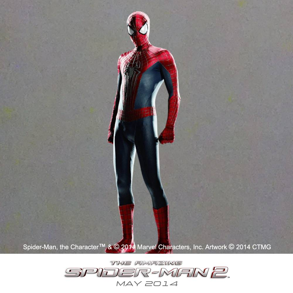 The Amazing Spider-Man 2-Official Poster Banner PROMO PHOTOS-10FEVEREIRO2014-06