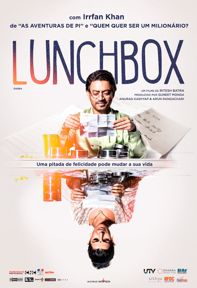 The Lunchbox-Poster Nacional