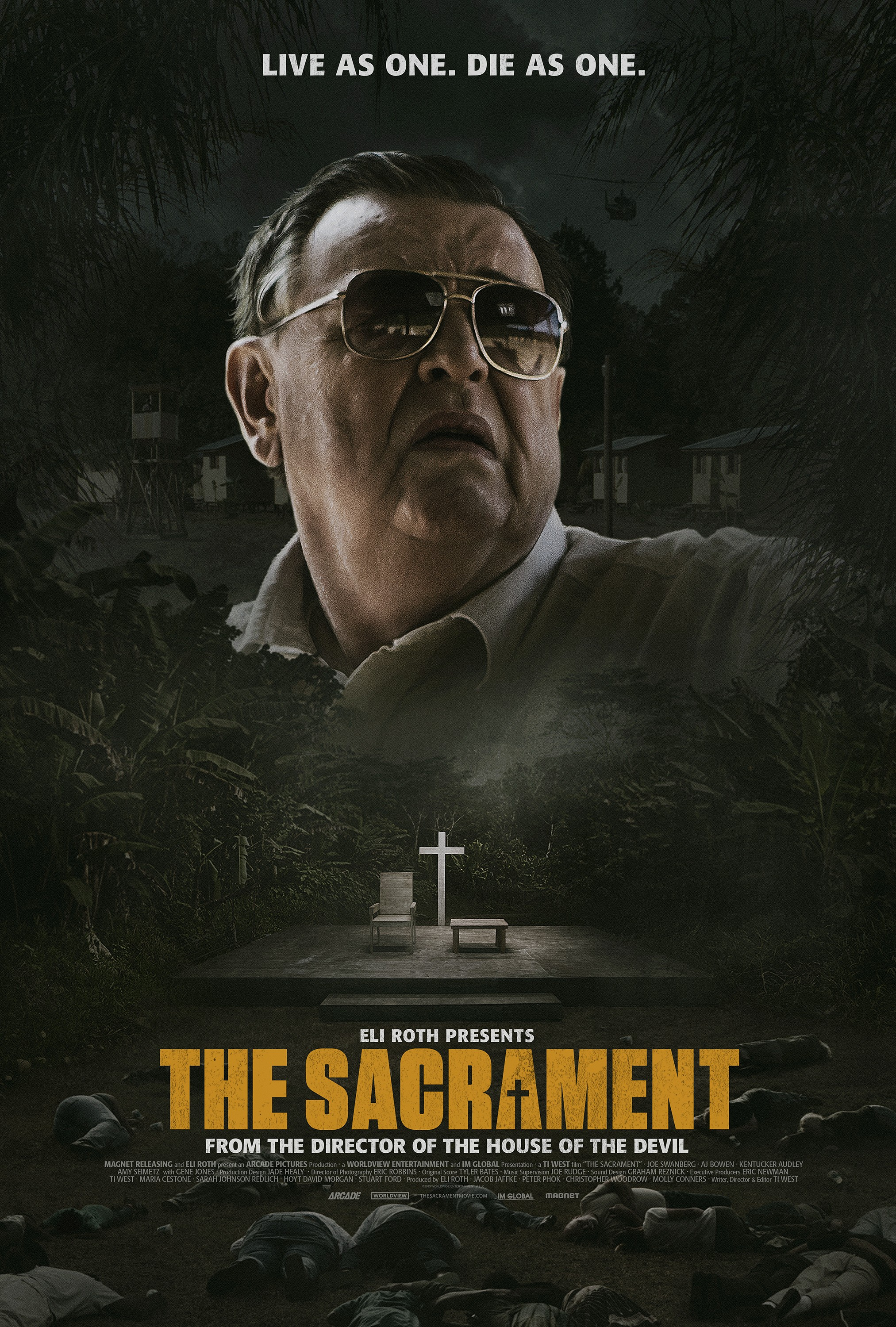 The Sacrament-Official Poster Banner PROMO POSTER XXLG-21FEVEREIRO2014