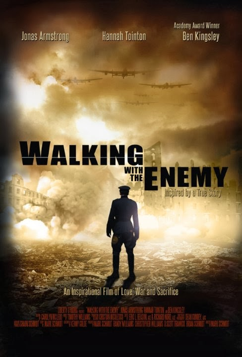 WALKING WITH THE ENEMY-Official Poster Banner PROMO-27FEVEREIRO2014-02