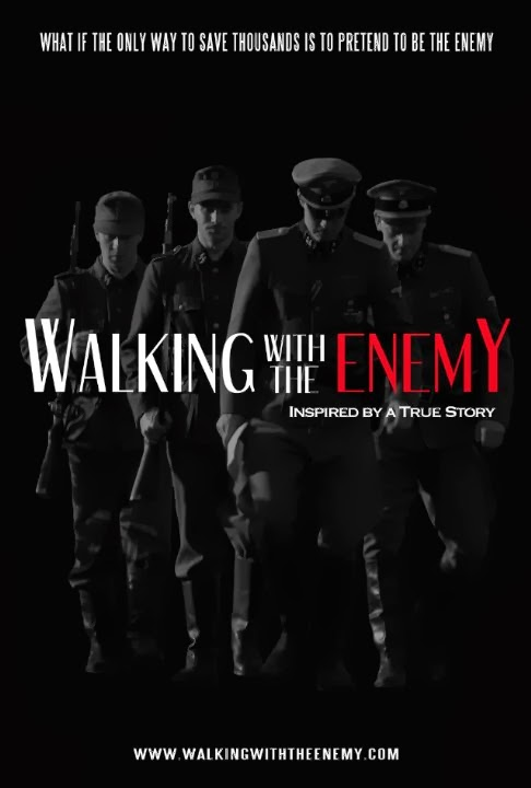 WALKING WITH THE ENEMY-Official Poster Banner PROMO-27FEVEREIRO2014-03