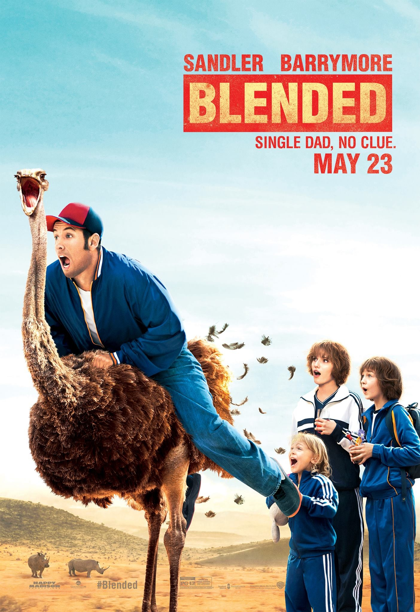 Blended-Official Poster Banner PROMO XXLG-21MARCO2014
