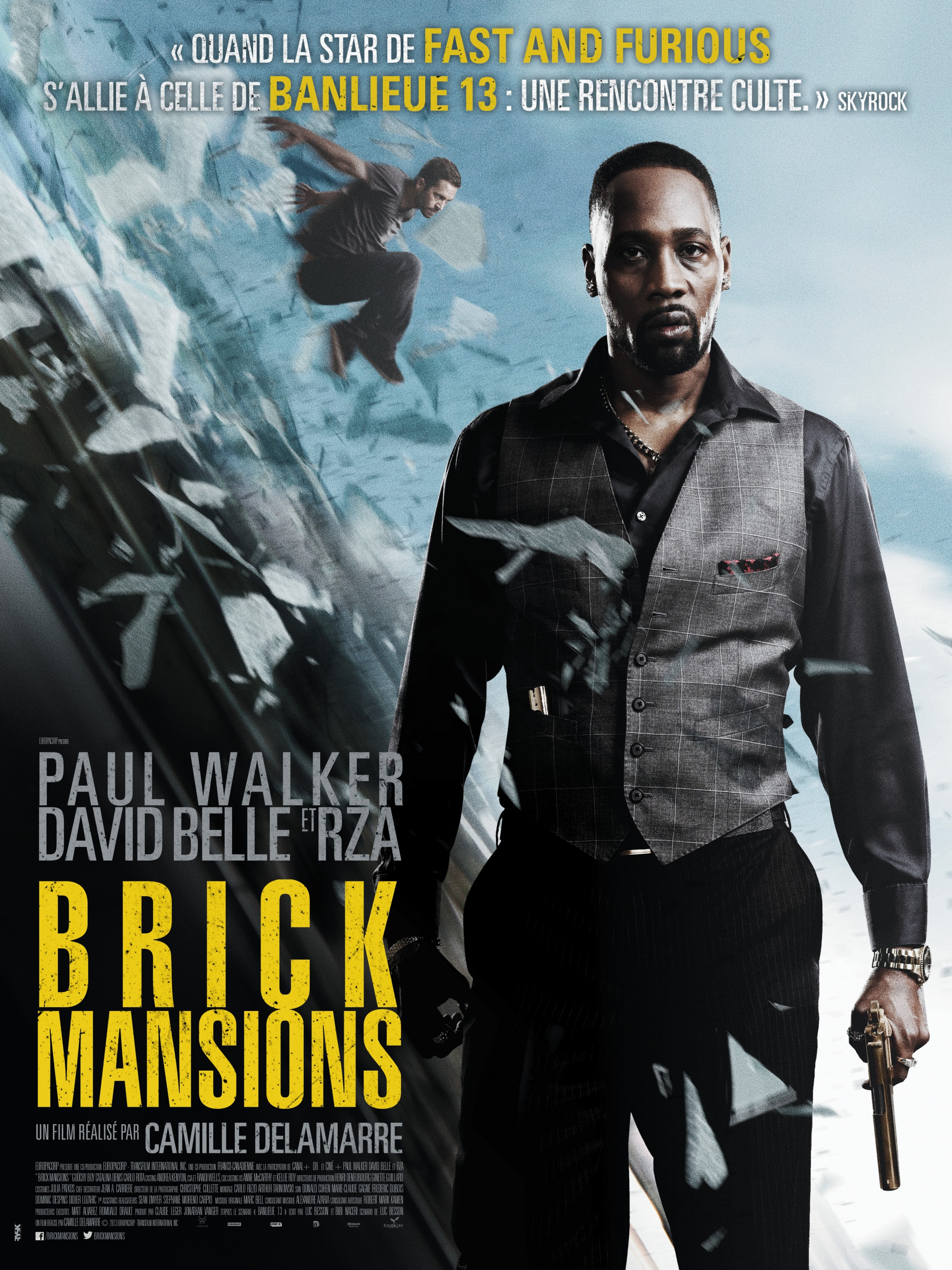 Brick Mansions-Official Poster Banner PROMO POSTER XLG-12MARCO2014-03