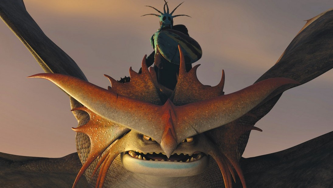 HOW TO TRAIN YOUR DRAGON 2-Official Poster Banner PROMO PHOTOS-18MARCO2014-05