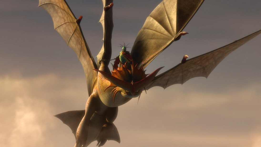 HOW TO TRAIN YOUR DRAGON 2-Official Poster Banner PROMO PHOTOS-18MARCO2014-06