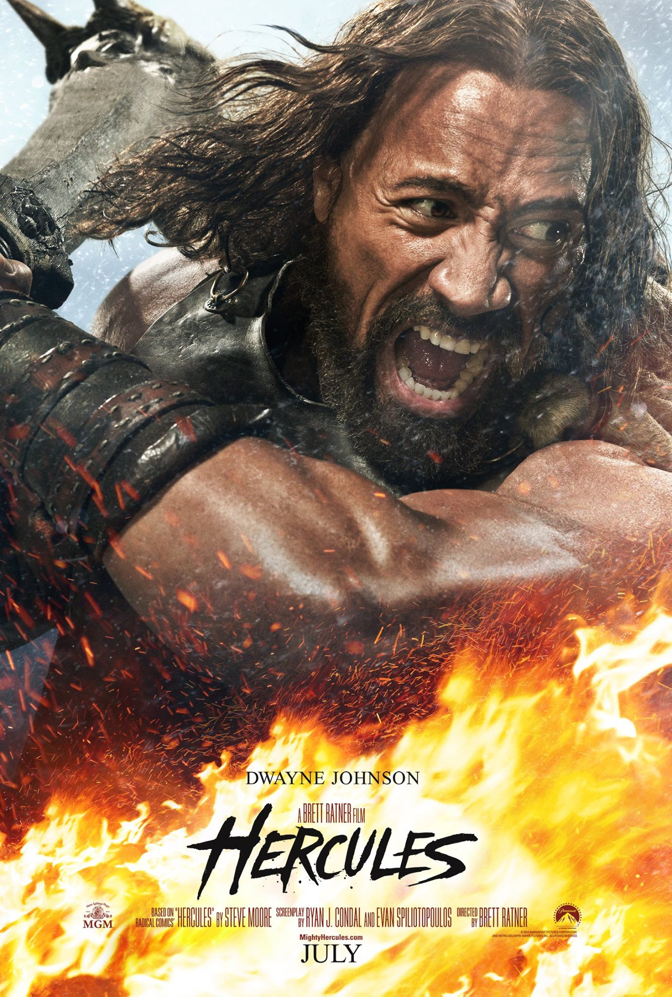 Hercules-Official Poster Banner PROMO XXLG-25MARCO2014