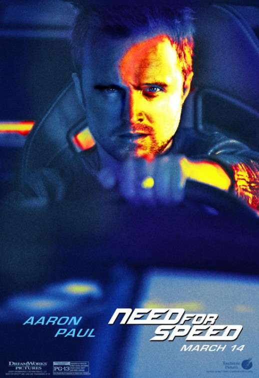 Need for Speed-Official Poster Banner PROMO CHAR-12MARCO2014-01