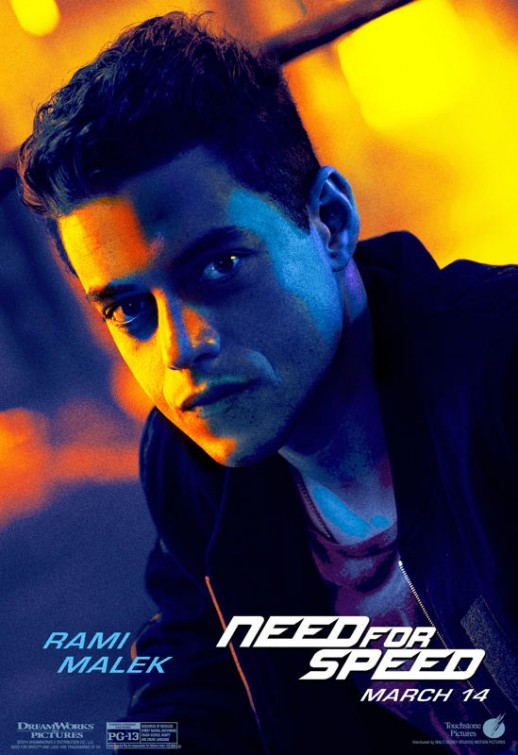Need for Speed-Official Poster Banner PROMO CHAR-12MARCO2014-06